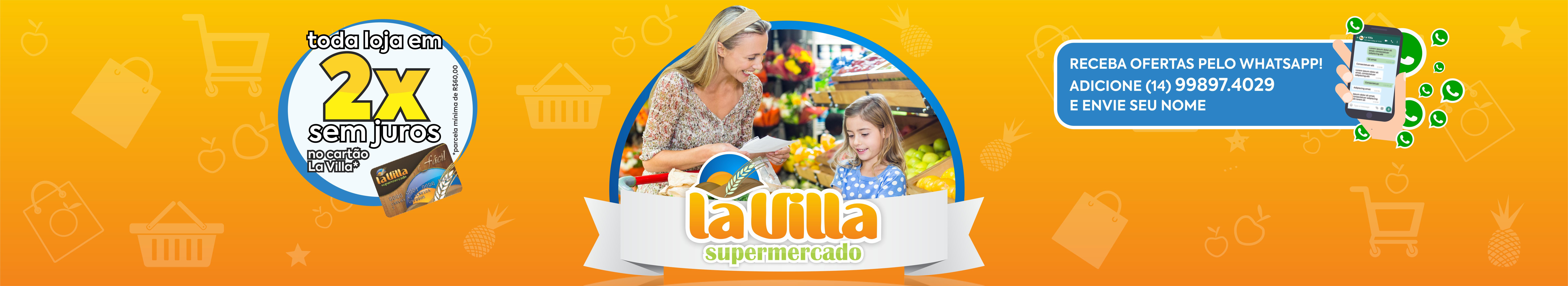 La Villa Supermercados